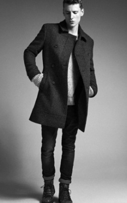 look autunno-inverno all saints uomo