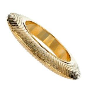 bracciale rigido colore oro