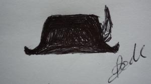 black hat's sketch