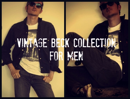 andrea beck models for vintage beck collection