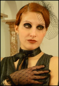 dark refined make up