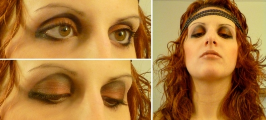 70s make-up