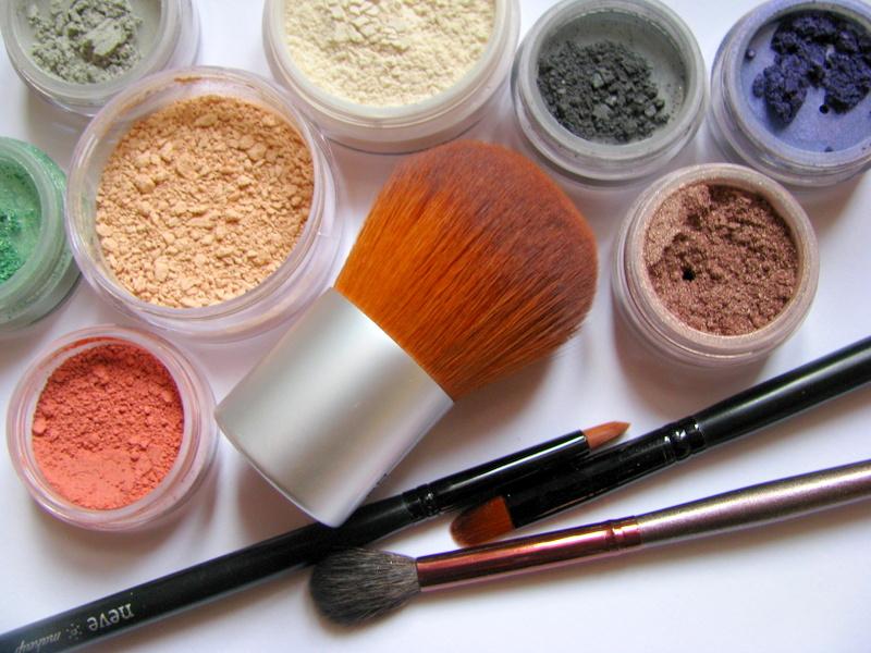 Make Up Mineral