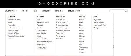 choose shoescribe
