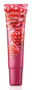 covergirl wetslicks fruit spritzers lipgloss