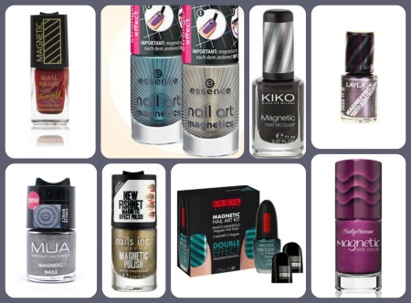 magnetic nails products