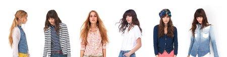levis womenswear