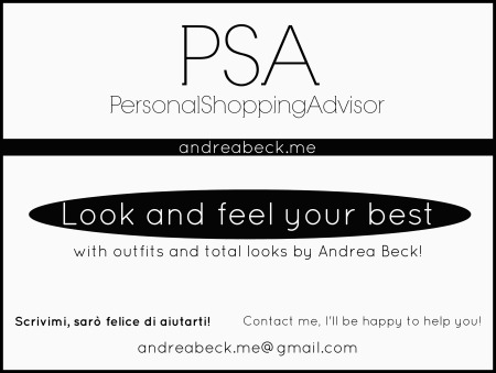 personal shopping advidor andreabeck